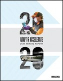 2021 Annual Report Thumbnail
