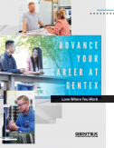 Gentex Recruiting Brochure Thumbnail